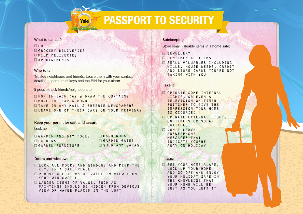 Yale's Passport to Security