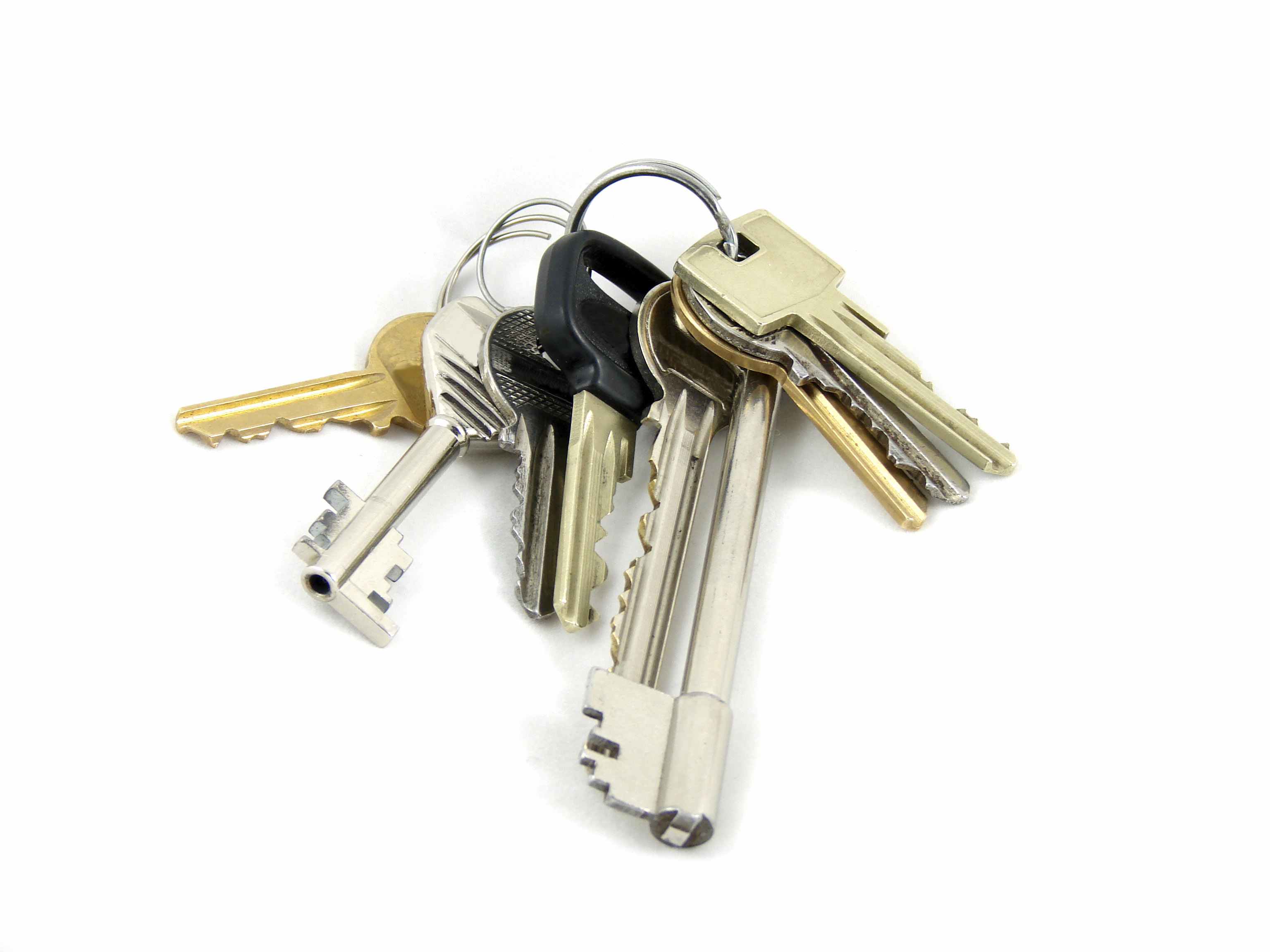 Do you know where your keys are right now?