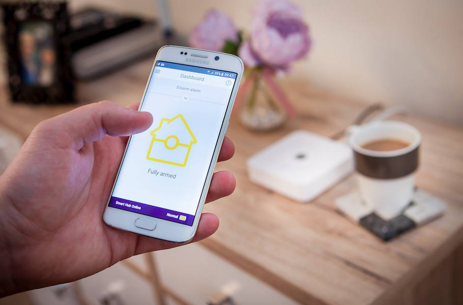 Secure your home the smart way