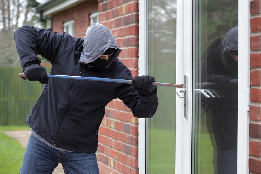 3 Common Points of Entry For Burglars
