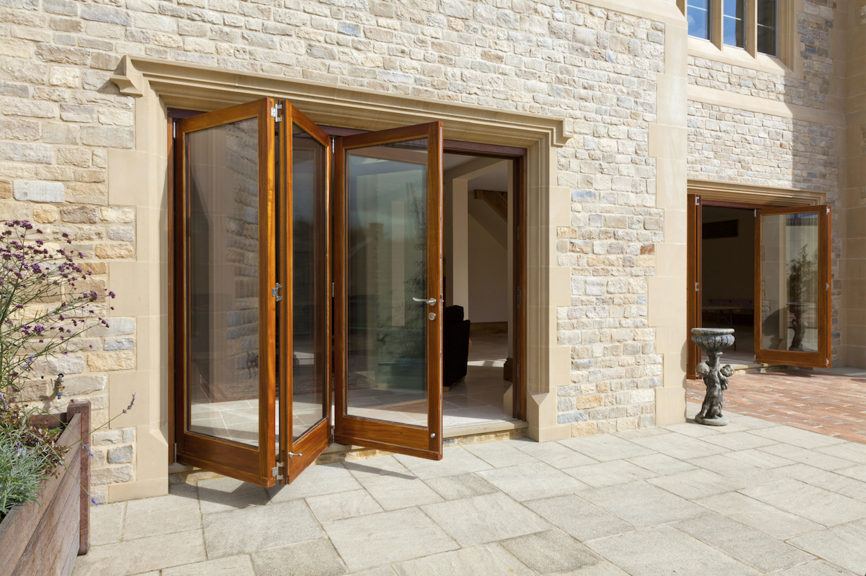 5 Security features to look out for on timber bi-fold doors