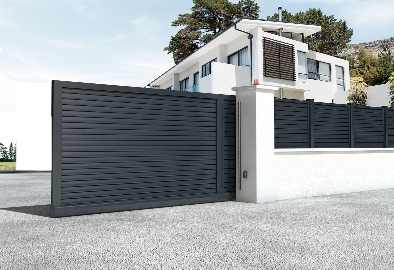 Top tips for your new driveway gate
