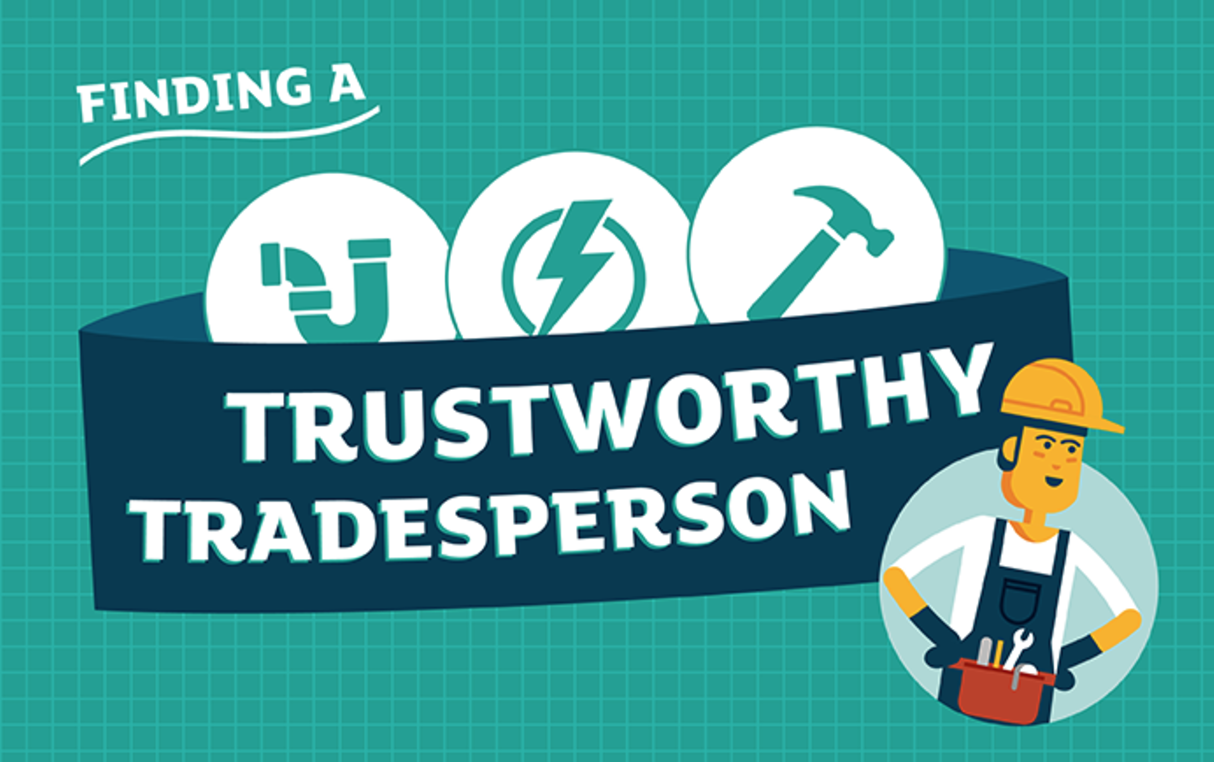 How to find a trusted tradesperson