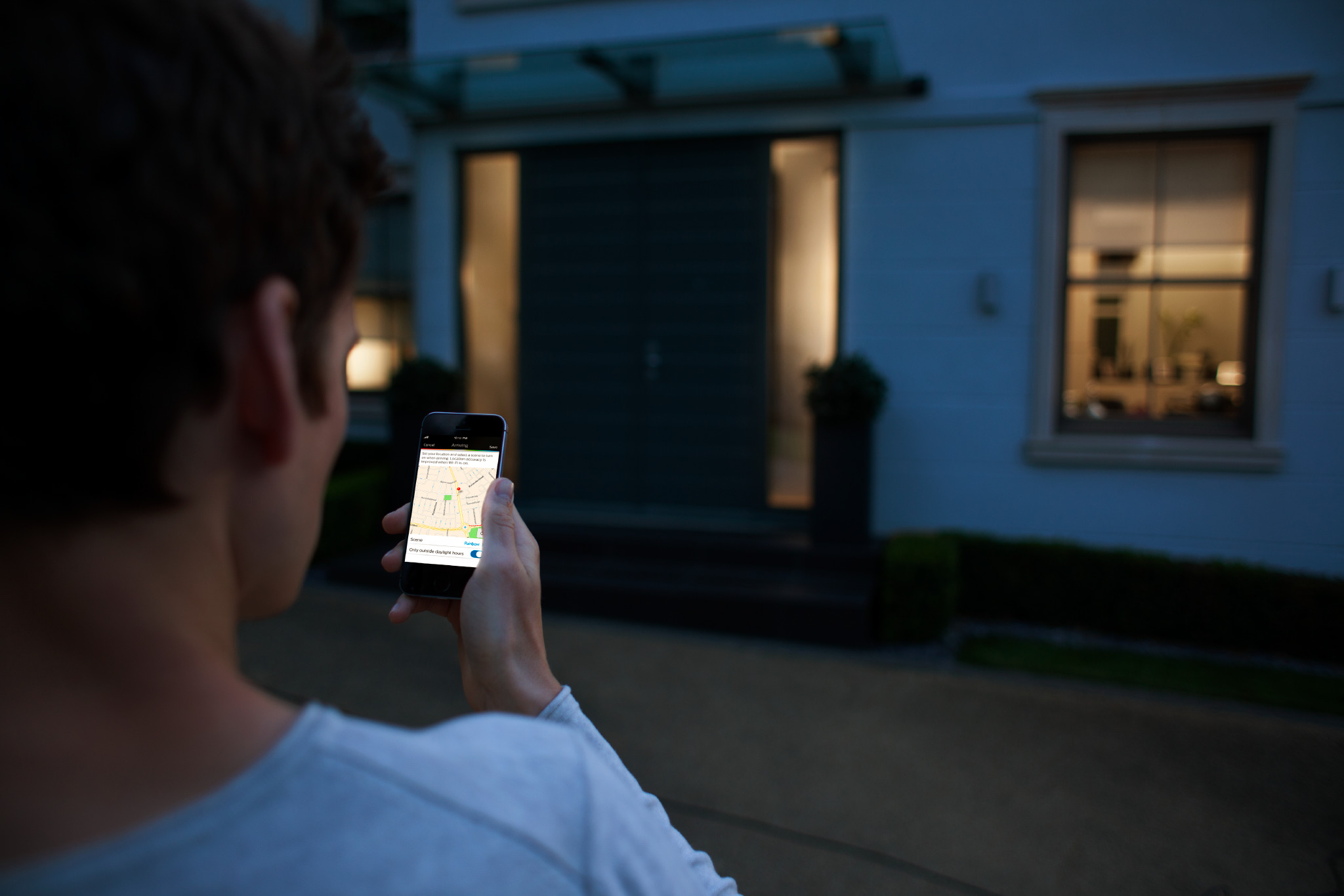 Smart lighting is taking over our homes… and garden