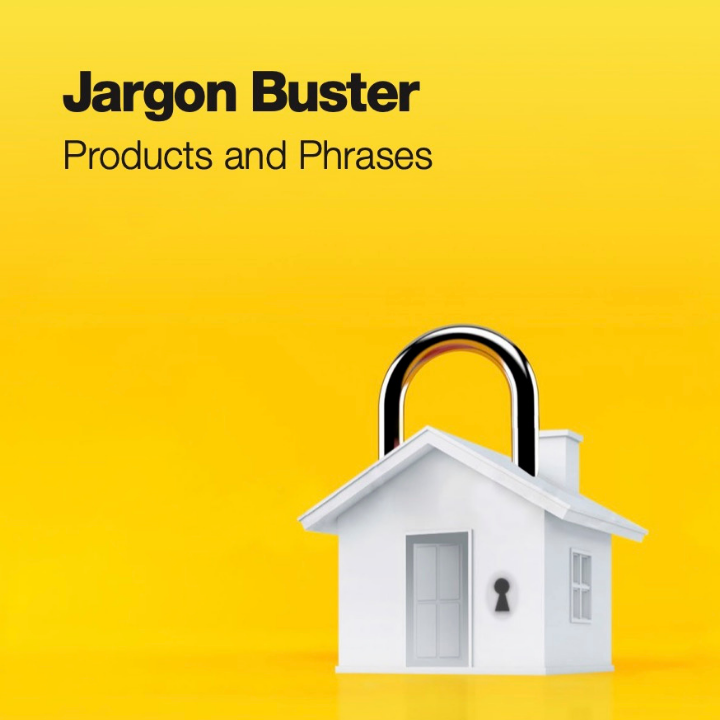 National Home Security Month security jargon buster guide front cover