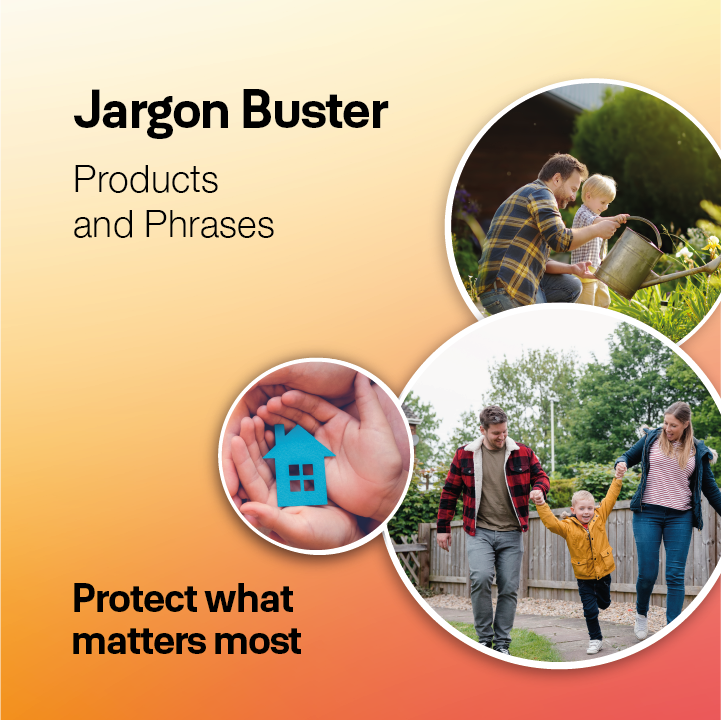 National Home Security Month Jargon Buster front cover
