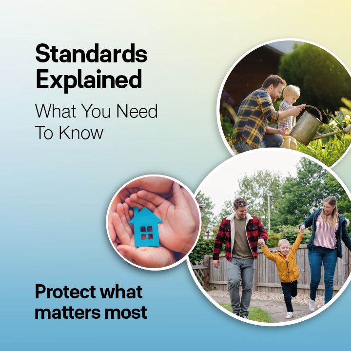 National Home Security Month standards explained front cover